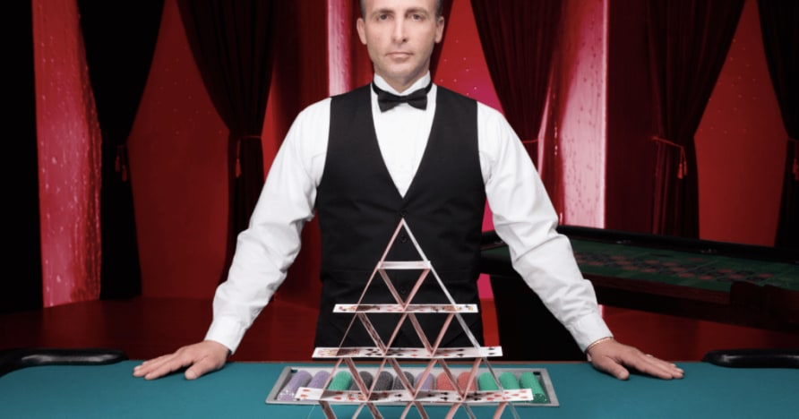 Everything you ever wanted to know about Live Dealer Games